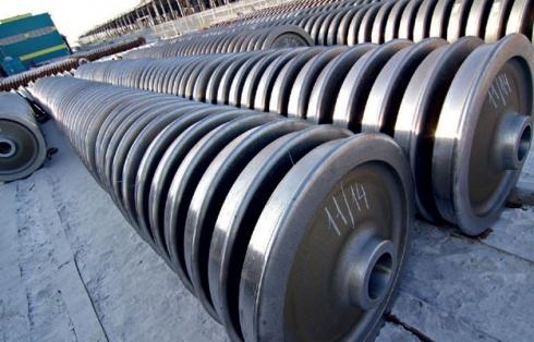 Колеса цельнокатаные для локомотивов - 1